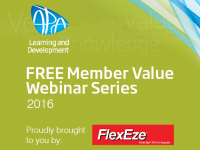 Member Value Webinar #4 - Practising What We Preach