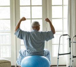 Gerontology Physiotherapy Level 1 - Part A