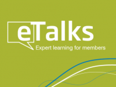 eTalks #8 - Substance abuse and harm reduction strategies for physiotherapists and their clients